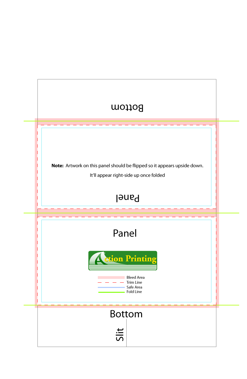 Templates action printing lubbock for Template for table tent cards